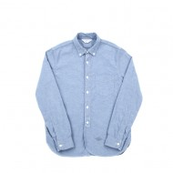 Oxford Buttondown L/S Shirt Color: Blue