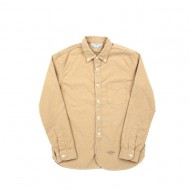 Oxford Buttondown L/S Shirt Color: Mustard