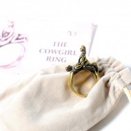 THE COWGIRL RING
