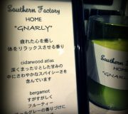 "GNARLY Southern Factory Candle""キャンドル"""