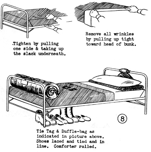 GNARLY THE Correct Way TO MAKE YOUR BUNK