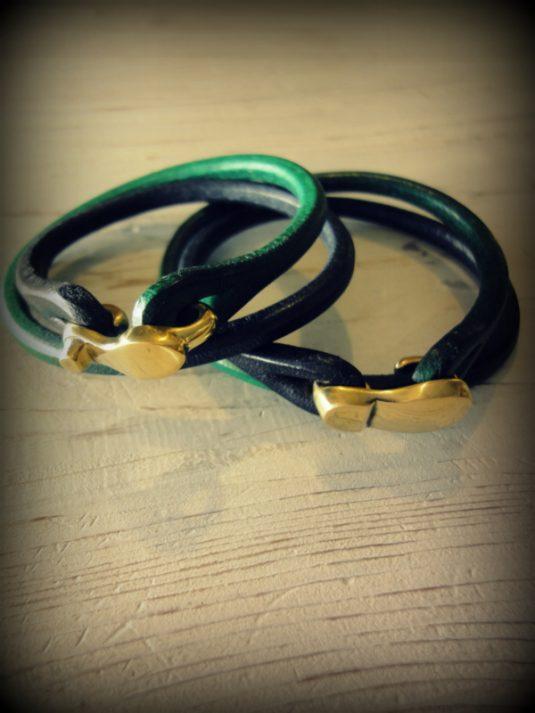GNARLY Lilac Boot&Heel Bracelet