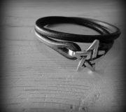 GNARLY Lilac Celtic Star Bracelet