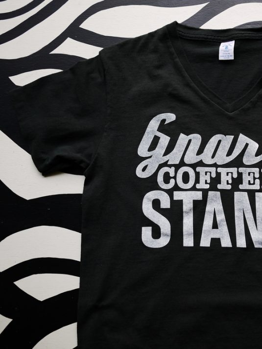 """""""gnarly COFFEE STAND"""""""