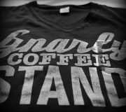 """gnarly COFFEE STAND"""