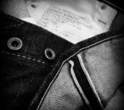 GNARLY COOTIE 5 Pocket Denim (1 Wash)