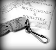 GNARLY T-WORLD BOTTLE OPENER&ROULETTE 2