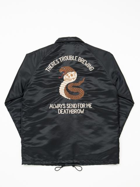 COOTIE Garage Jacket(Death blow) GNARLY