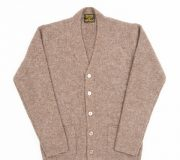 COOTIE Dingy Mohair Cardigan GNARLY