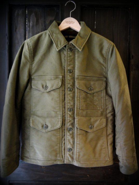 Jungle Cloth Hunting Jacket
