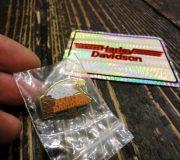 "Harley‐Davidson ""Sticker"" and ""Pins""GNARLY"