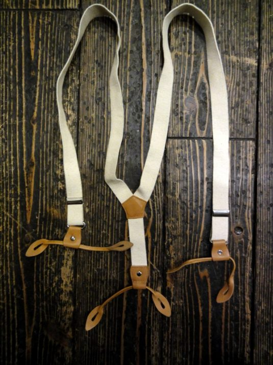 USED:Suspenders GNARLY