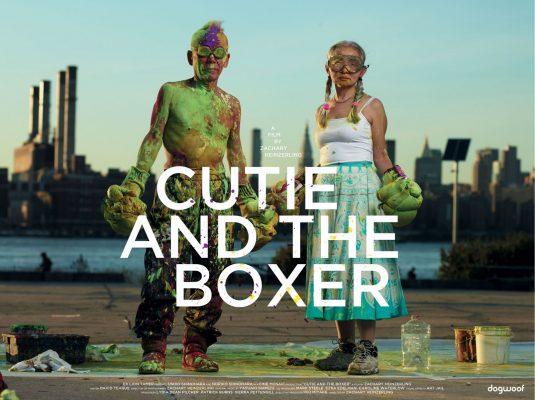 Cutie and the Boxer MIYAZAKI GNARLY
