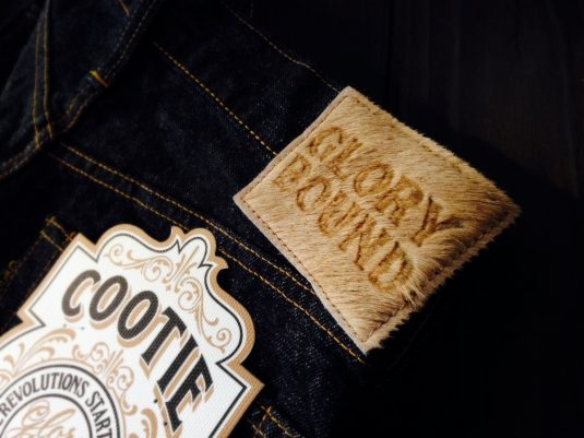 cootie 5 Pocket Tight Fit Denim(1 Wash) gnarly
