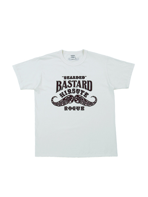 COOTIE Print S/S Tee (Bearded) gnarly