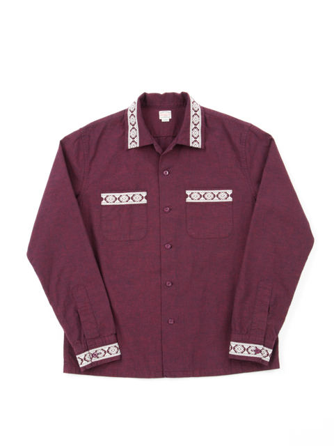 COOTIE Guatemala L/S Shirt GNARLY