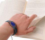 Lapis Lazuli Bracelet Sernya gnarly