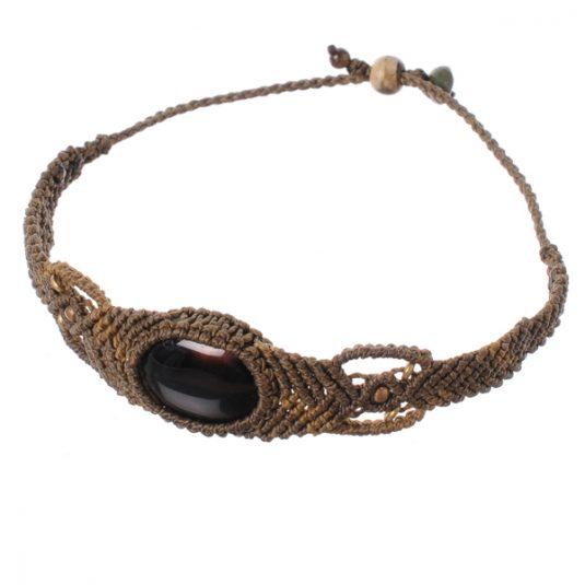 Onyx Bracelet Sernya gnarly