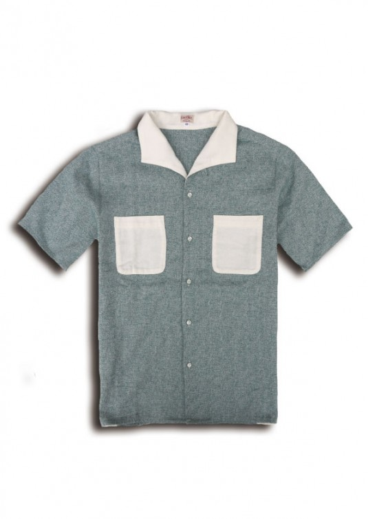 NITEKLUB Frost Camp Collared Shirt GNARLY