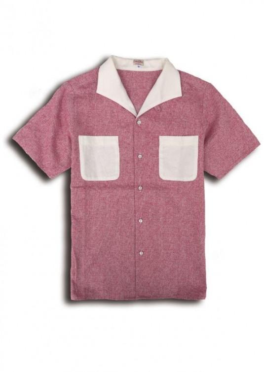 NITEKLUB Frost Camp Collared Shirt GNARLY