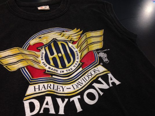 HARLEY-DAVIDSON DAYTONA 1986