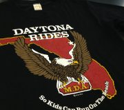 HARLEY-DAVIDSON DAYTONA RIDES 1983