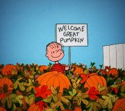 WELCOME GREAT PUMPKIN!!