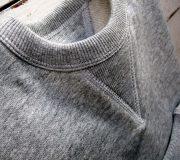 Heavyweight Crew-Neck L/S Sweatshirt