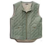 N Cotton Quilting Vest.