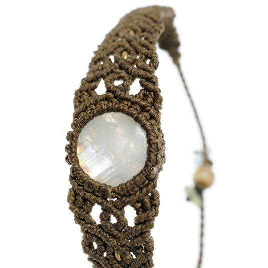 Peristerite Bracelet