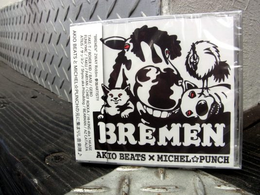 BREMEN / AKIO BEATS×MICHEL☆PUNCH