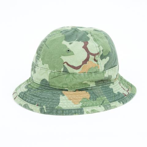 Leaf Camo Junkman Hat