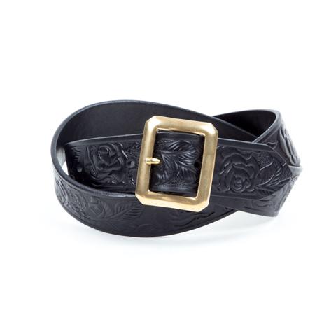 Bandit Learher Belt(Rose)