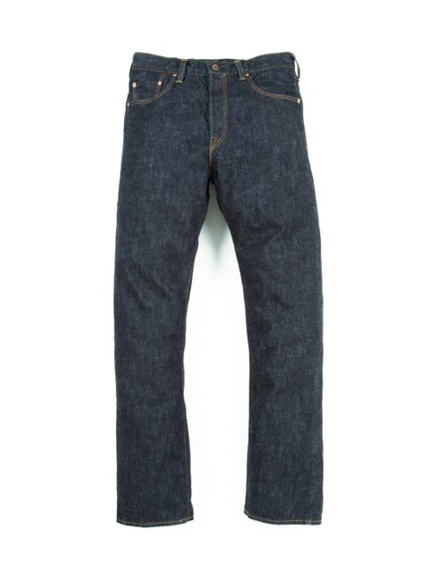 5 Pocket Denim (1 Wash)
