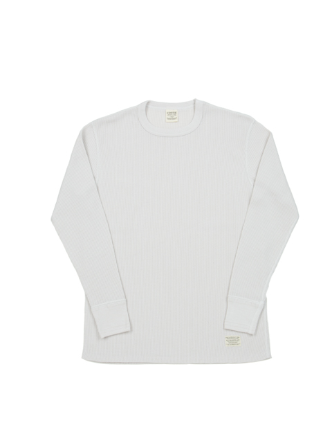 Waffle Thermal L/S Tee