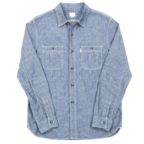 Chambray L/S Work Shirt