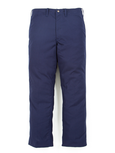 Hopsack Loose Fit Work Trousers