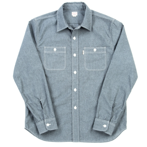 T/C Chambray L/S Work Shirt
