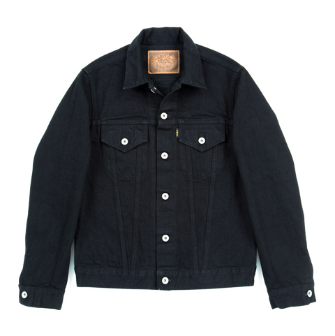 Trucker Denim Jacket (1 Wash)