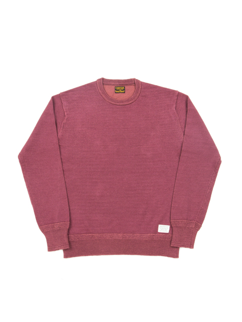 Twisted Heather Knit Sweater