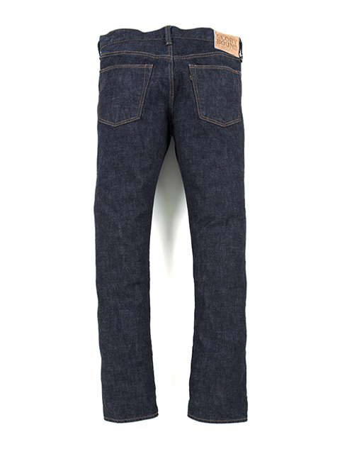 5 Pocket Tight Fit Denim (1 Wash)