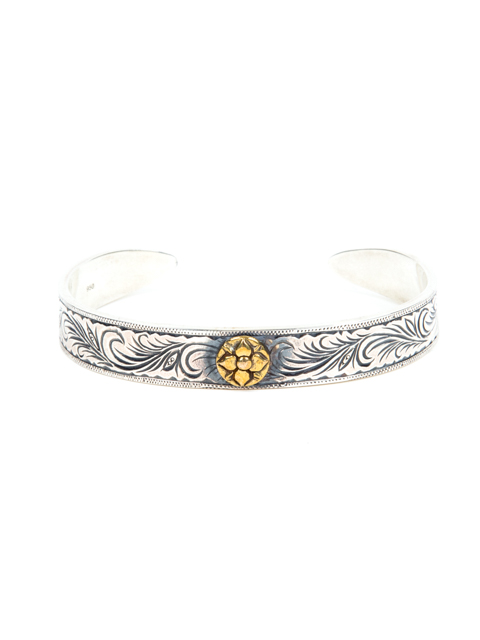 Compadre Rose Bangle (Magical Design)