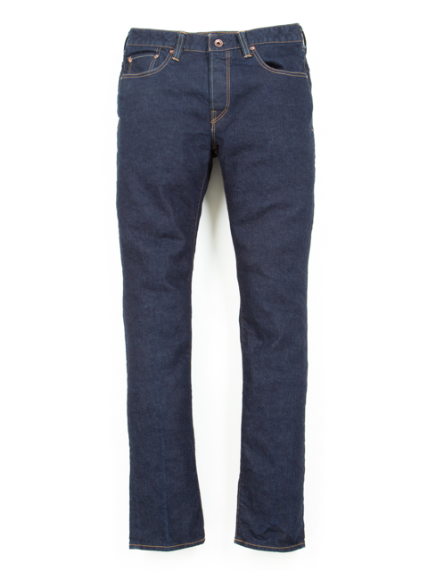 5 Pocket Skinny Denim-Indigo
