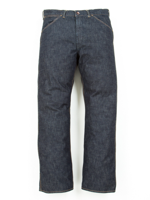 Junkman Work Denim-Indigo