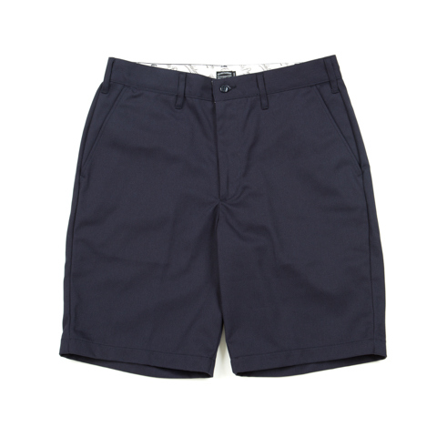 T/C Work Shorts-Navy