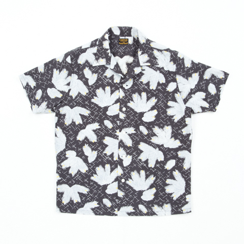 Gump S/S Open-Neck Shirt