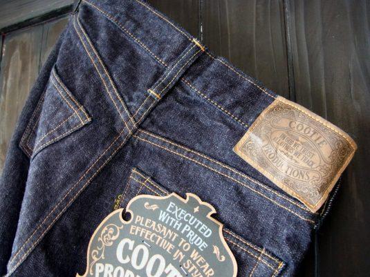5 Pocket Denim (1 Wash)