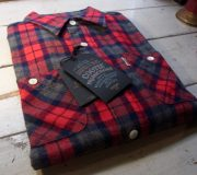 Flannel Check L/S Work Shirt