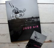 "SKATEBOARD PHOTOBOOK""JUDO AIR""YOSHIRO HIGAI"