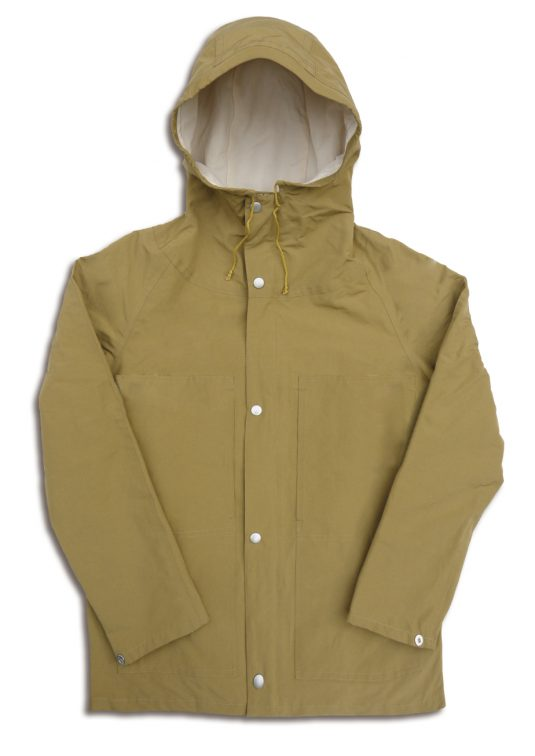 Outdoor Hooded Jacket.